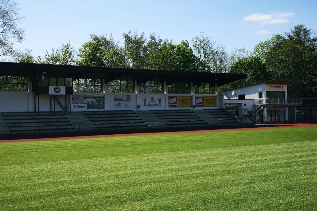 Stadion an der Birkenallee